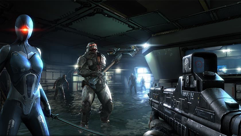 Shooting Games Multiplayer