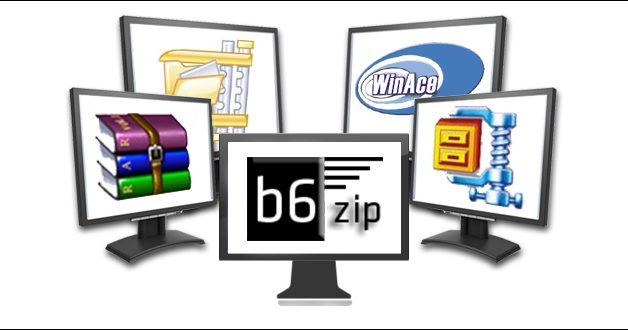 Image result for Decompress With B6Zip (Mac B6z Files)
